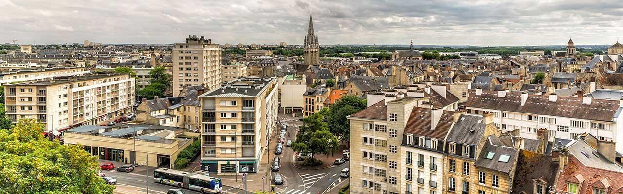 Hôtels Hérouville-Saint-Clair Campanile