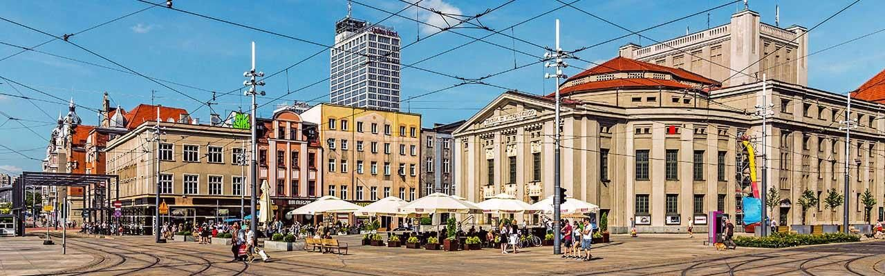 Hotels Katowice Campanile