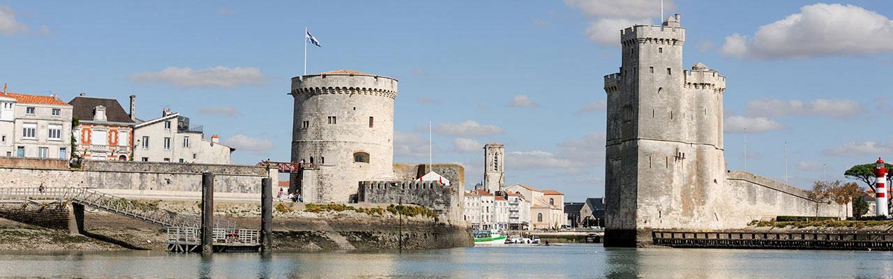Hôtels La Rochelle Campanile
