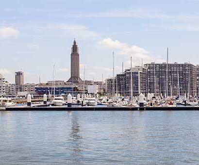 Hôtels Le Havre Campanile