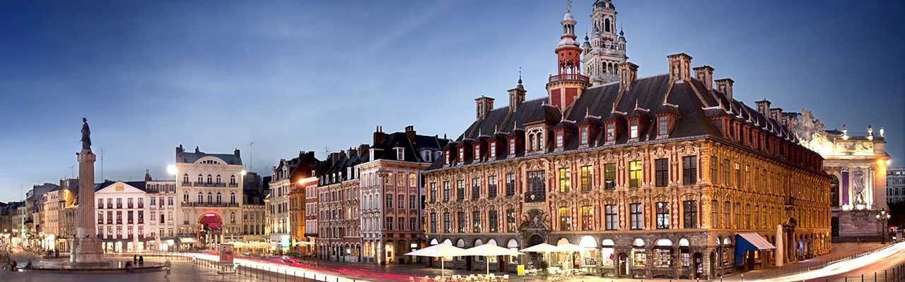Hôtels Lille Campanile