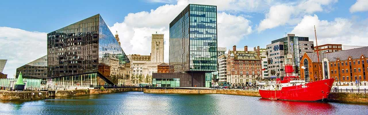 Hotels Liverpool Campanile