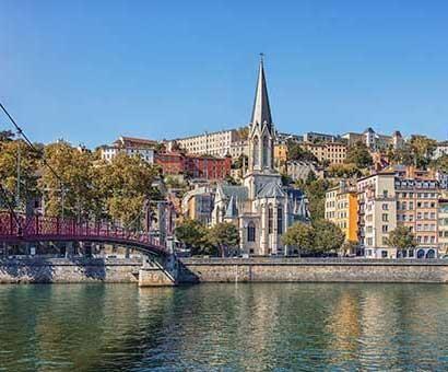 Hôtels Lyon Campanile