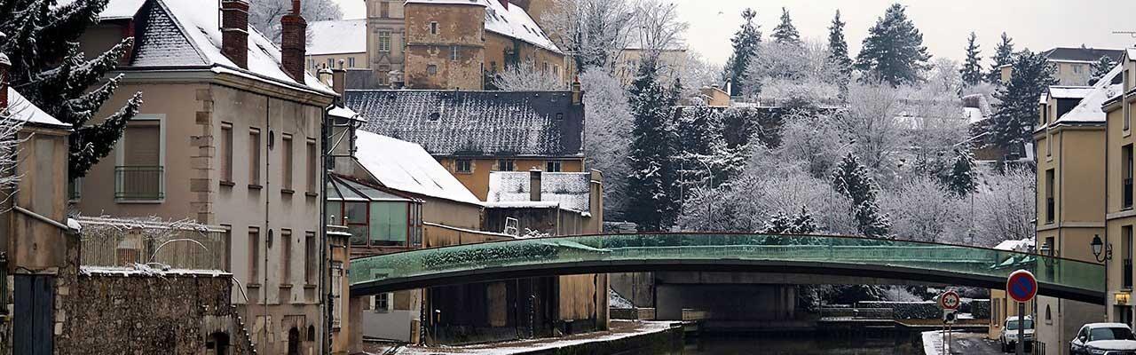Hôtels Montargis Campanile
