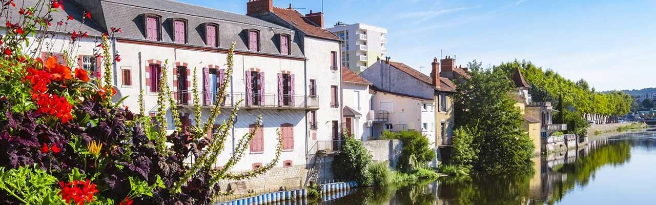 Hôtels Montluçon Campanile