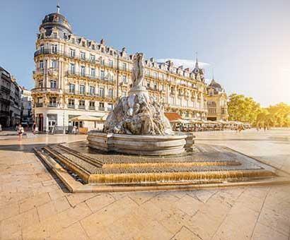 Hôtels Montpellier Campanile
