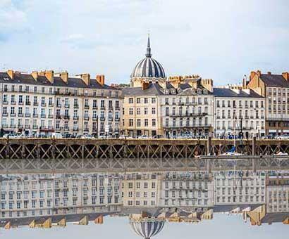 Hôtels Nantes Campanile