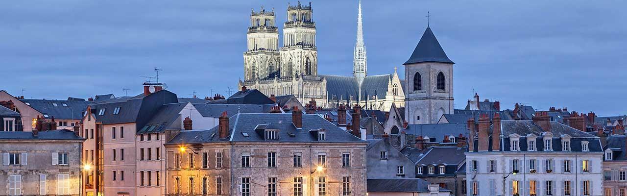 Hôtels Orléans Campanile