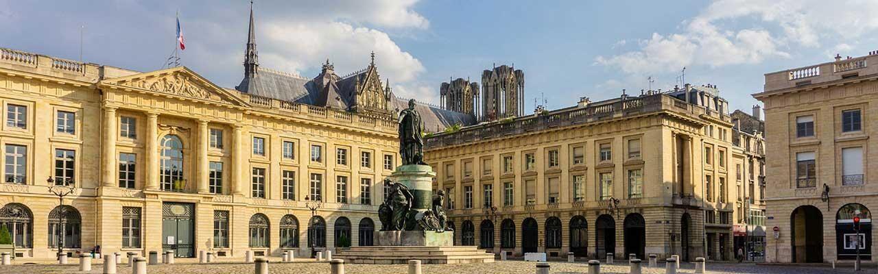 Hôtels Reims Campanile
