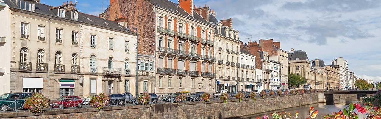 Hôtels Rennes Campanile