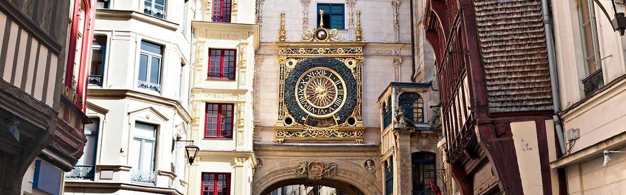 Hôtels Rouen Campanile