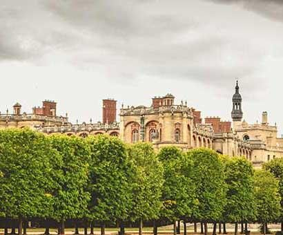 Hôtels Saint-Germain-en-Laye Campanile