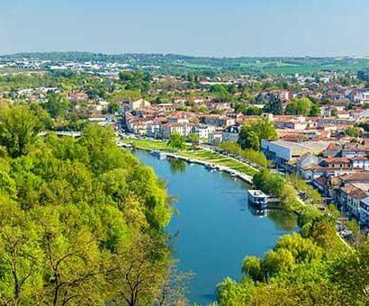 Hôtels Saint-Yrieix-sur-Charente Campanile