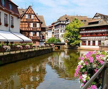 Hôtels Strasbourg Campanile