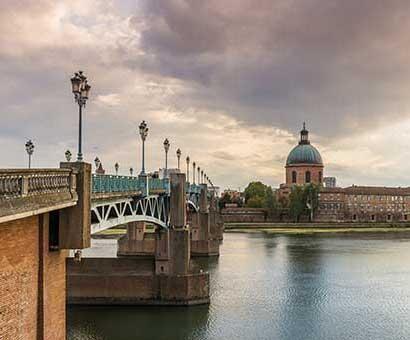 Hôtels Toulouse Campanile