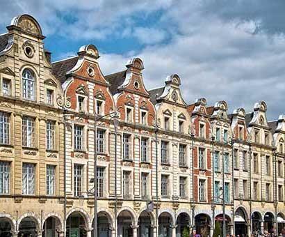 Hôtels Valenciennes Campanile