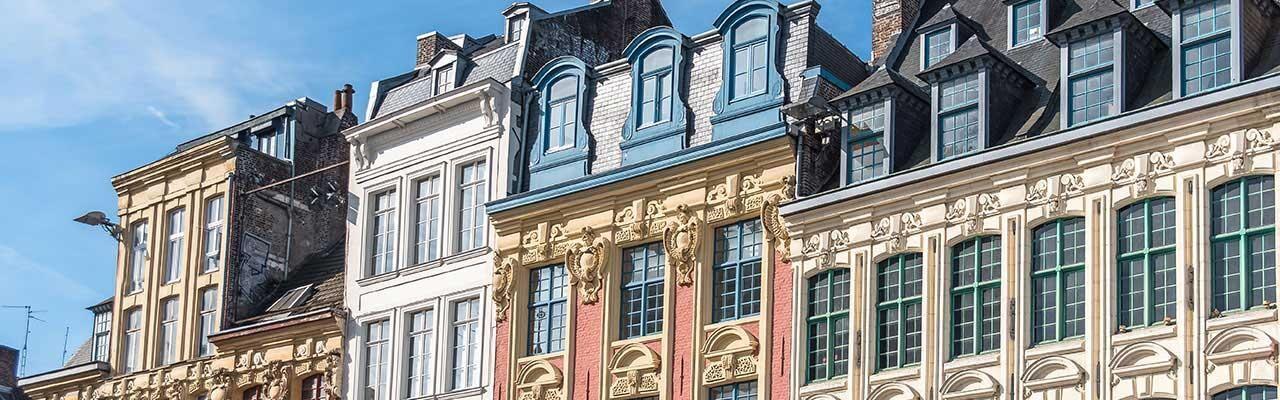 Hôtels Villeneuve d'Ascq Campanile
