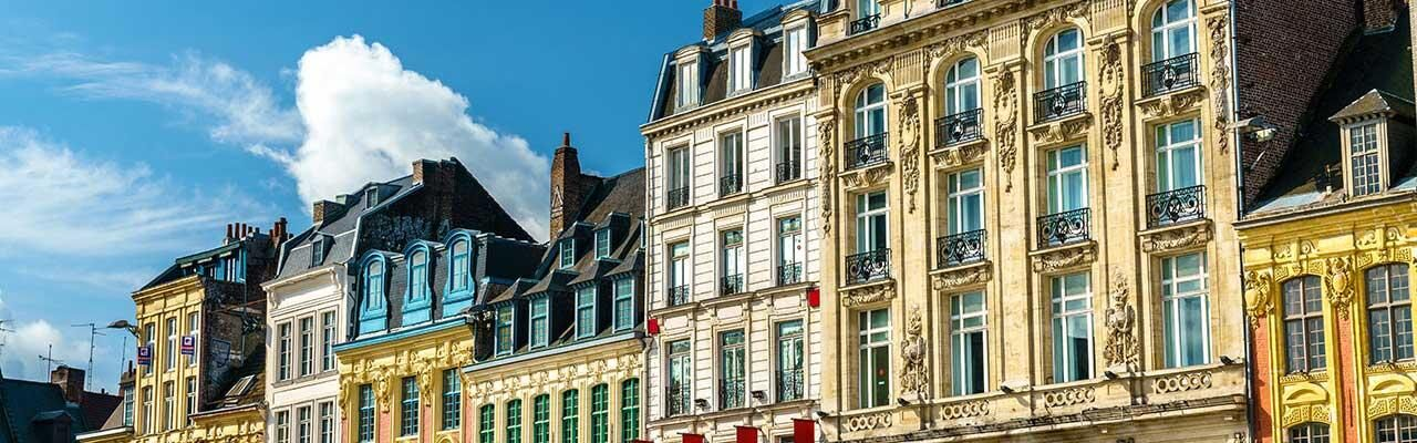 Hôtels Wasquehal Campanile
