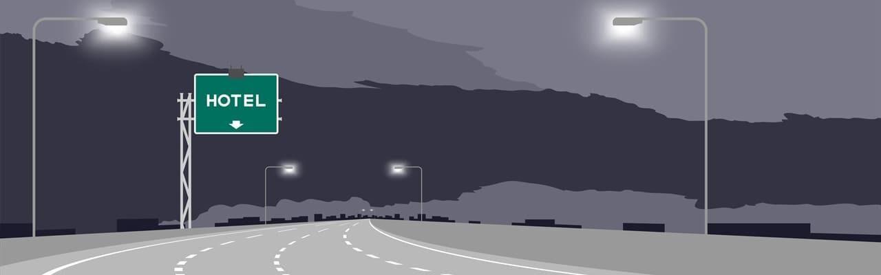 Thématique autoroute Campanile