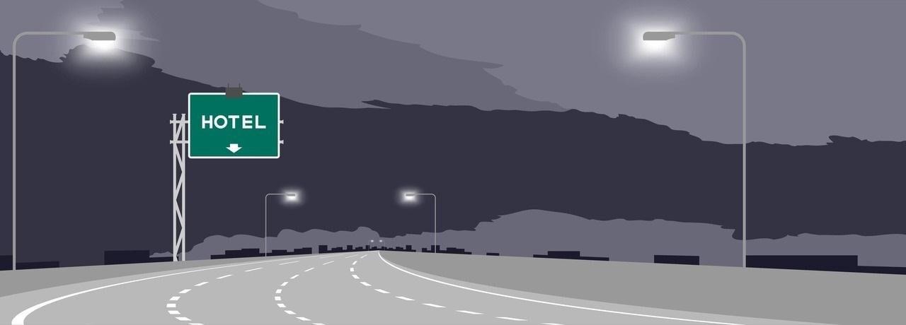Thématique autoroute Kyriad