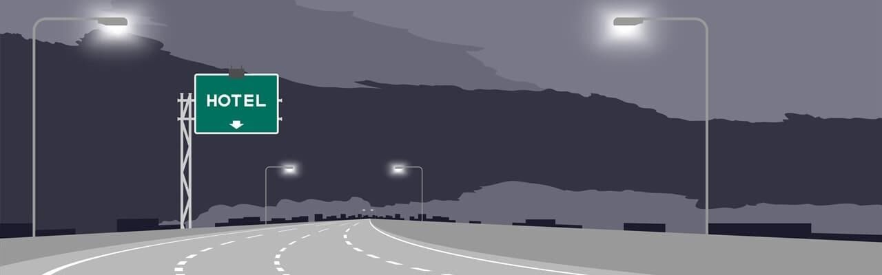 Thématique autoroute Première Classe