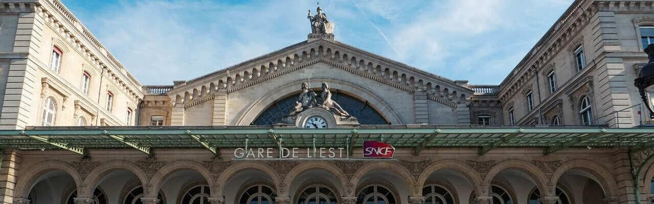 Thématique Gare de l'Est Campanile