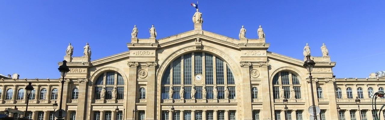 Thématique Gare du Nord Campanile