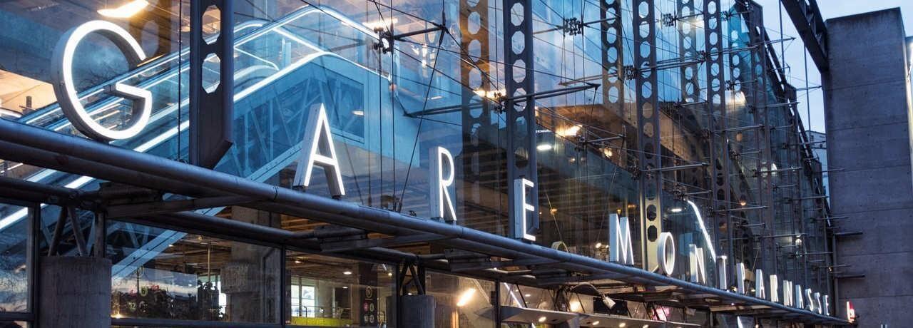 Thématique Gare Montparnasse Kyriad