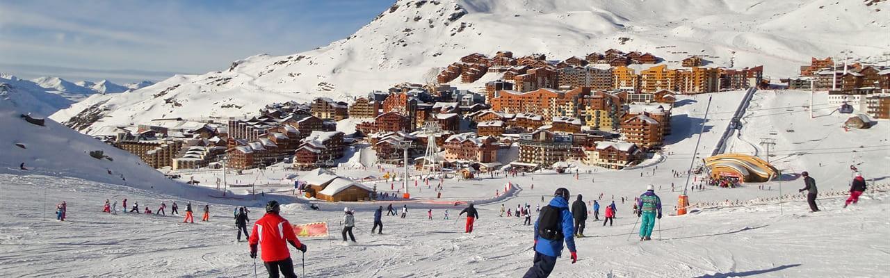 Thématique Stations de ski Première Classe