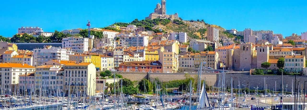 Thématique Vieux-Port Marseille Kyriad
