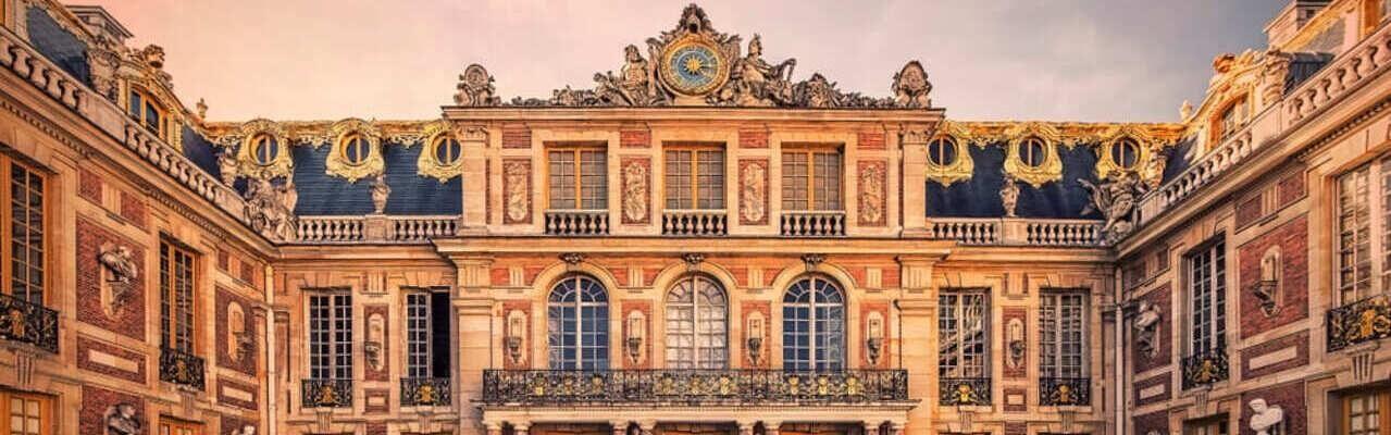 Château de Versailles Campanile