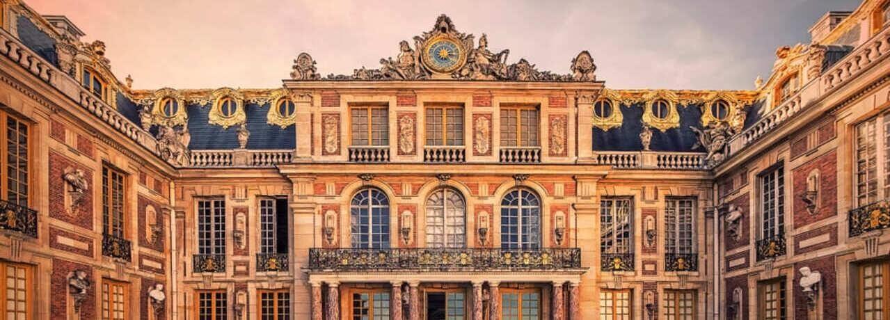 Château de Versailles Kyriad