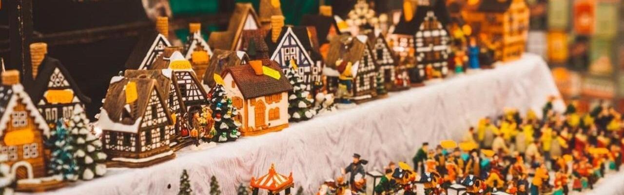 Marché de Noël Strasbourg Première Classe