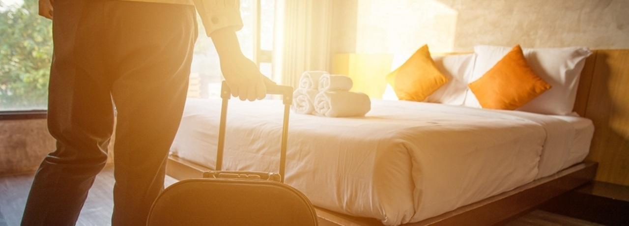 Landing page réassurance hôtels