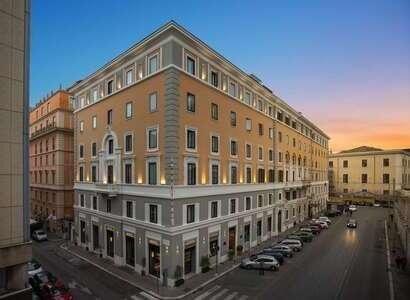 Hotel Golden Tulip Roma