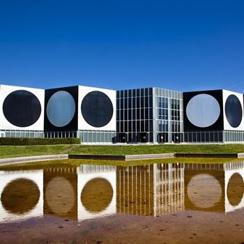 hôtels Campanile Fondation Vasarely