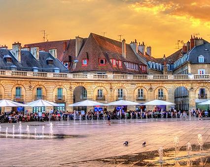 hôtels Campanile Dijon