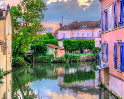 hôtels Campanile Bourges