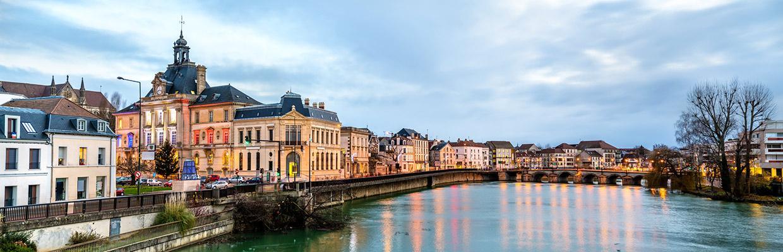 hôtels Campanile Chalon-sur-Saône