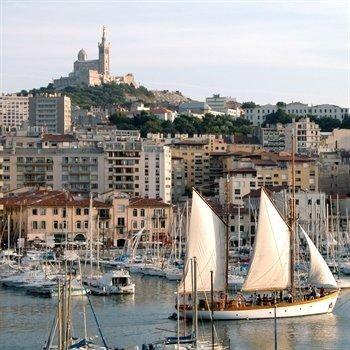 hôtels Campanile Vieux-Port de Marseille
