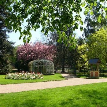 hôtels Campanile Jardin botanique de Tours
