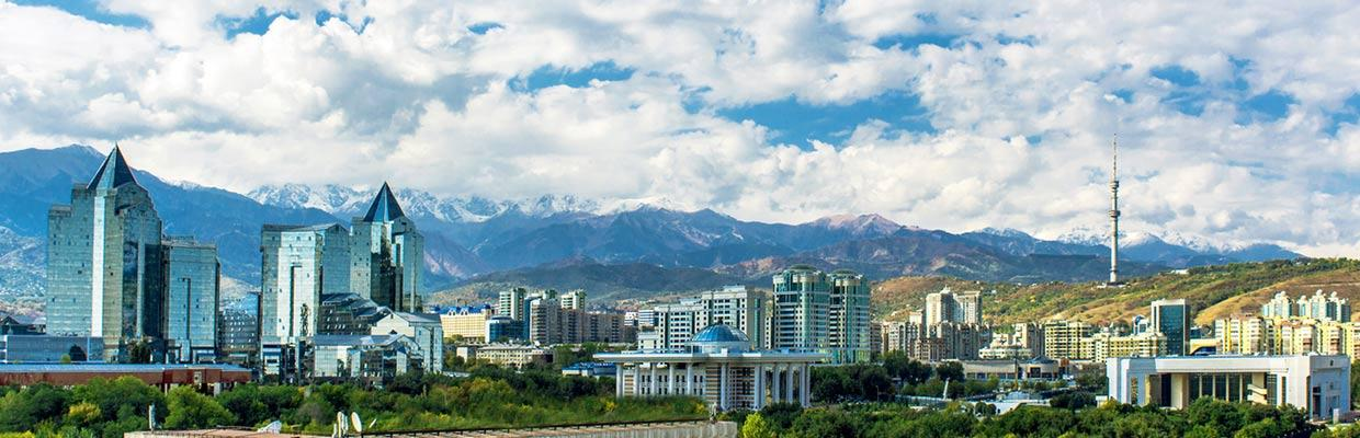 Hotels Golden Tulip in Almaty