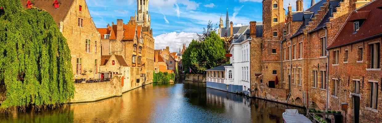 Hotels Golden Tulip in Bruges