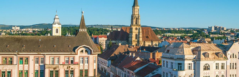 Hotels Golden Tulip in Cluj-Napoca