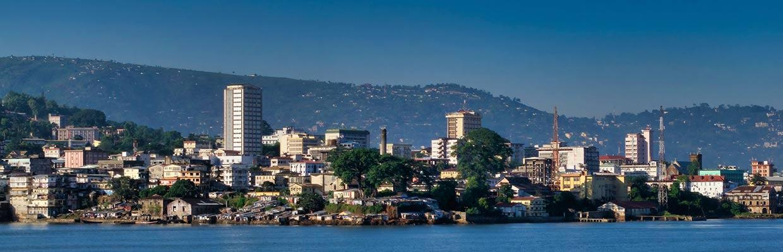 Hotels Golden Tulip in Freetown