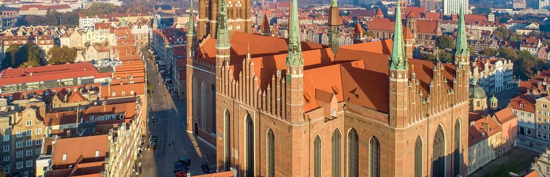 Hotels Golden Tulip in Gdansk