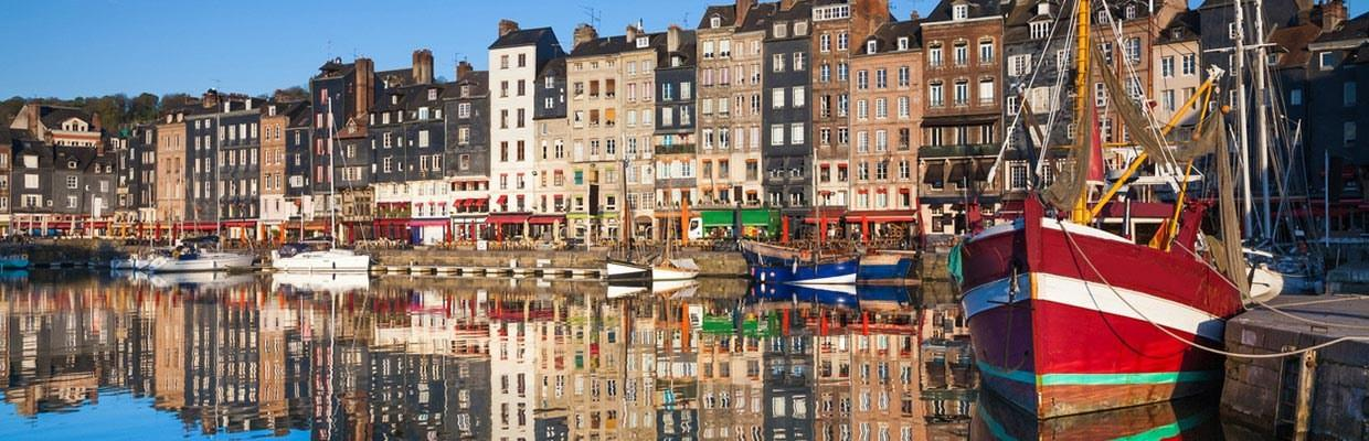 Hotels Golden Tulip in Honfleur