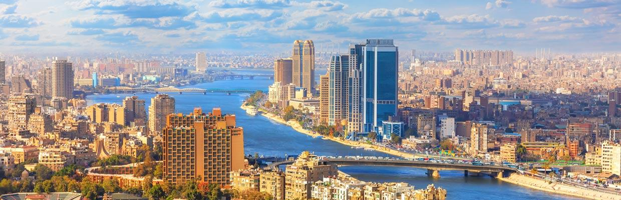 Hotels Golden Tulip in Le Caire
