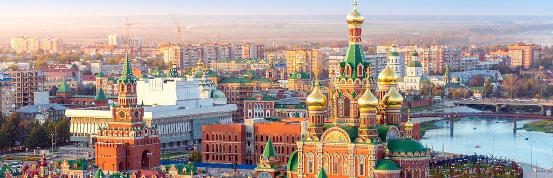 hotel Golden Tulip Russie