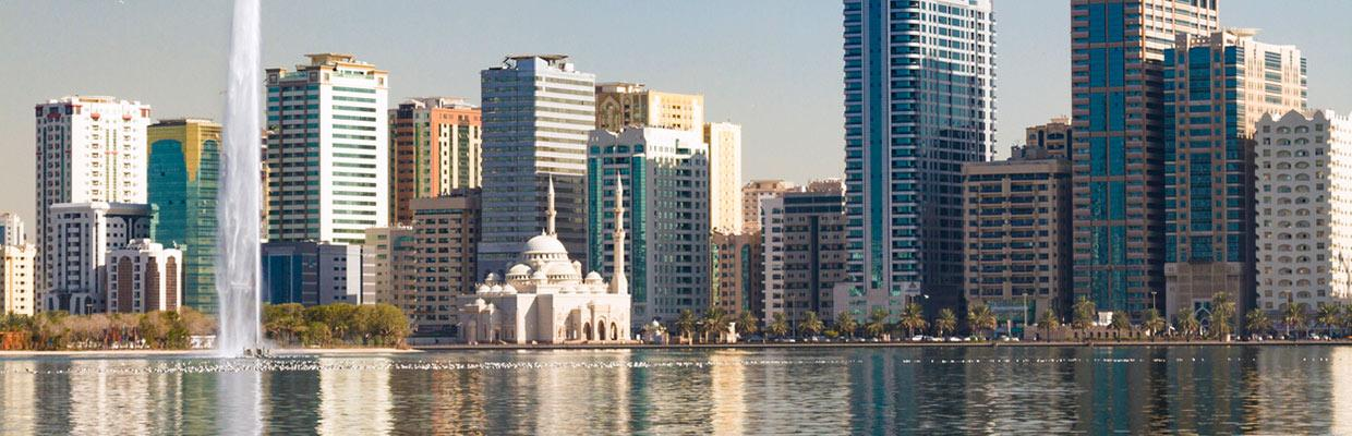 Hotels Golden Tulip in Sharjah